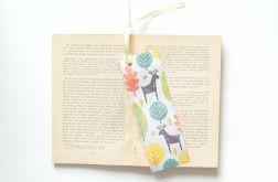 Zakładka do książki z jelonkami - nr2