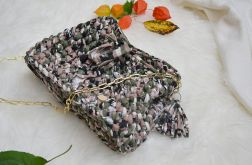 Szydełkowa torebka CottonBag moro