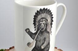 Niedźwiedź Indianin