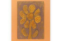 Kwiat 7 - rysunek dekoracyjny