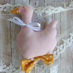 Mała gąska na piku dekoracja Wielkanoc GOTOWA -