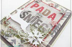 Kartka świąteczna z reniferem 7