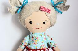 Lalka Rojberka słodki łobuziak Oleńka 50 cm