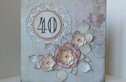 Z okazji czterdziestych urodzin