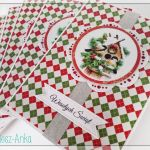 Wyjątkowe KARTKI ŚWIĄTECZNE - 26 - Boże Narodzenie, choinka, stajenka, szopka, święta rodzina, okolicznościowe