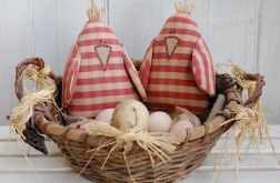 Wielkanocne kurki - zawieszki