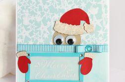 Ruchome oczka - Święty Mikołaj