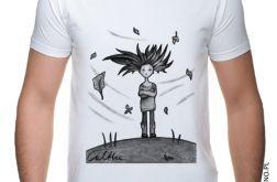 Wietrzna - t-shirt S-5XL (kolory)
