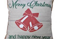 Poszewka świąteczna -motyw 3 -Boże Narodzenie