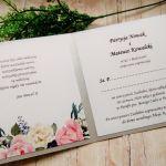 Zaproszenia ślubne glamour 02