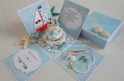 Ślubny box z tortem 03