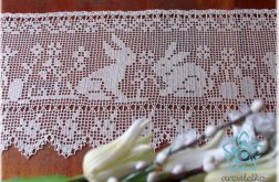 Zazdrostka szydełkowa Wielkanocna łąka