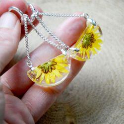 Zatopki żółte kwiaty