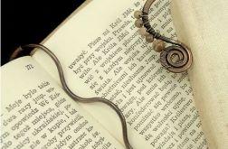 Krzemień pasiasty - Zakładka do książki
