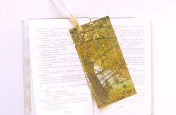Zakładka do książki jesień nr 11