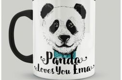 Kubek Panda loves You...