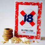 Bezpiecznej przystani #osiemnastka - Bezpieczna osiemnastka