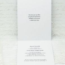 Zaproszenie na Komunię z grafiką ZK 26