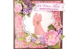 kartka ślubna  #012