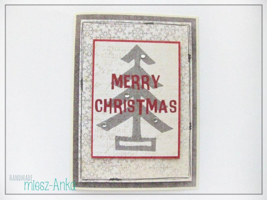 Wyjątkowa KARTKA ŚWIĄTECZNA - 21
