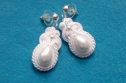 Kolczyki Biała Perła