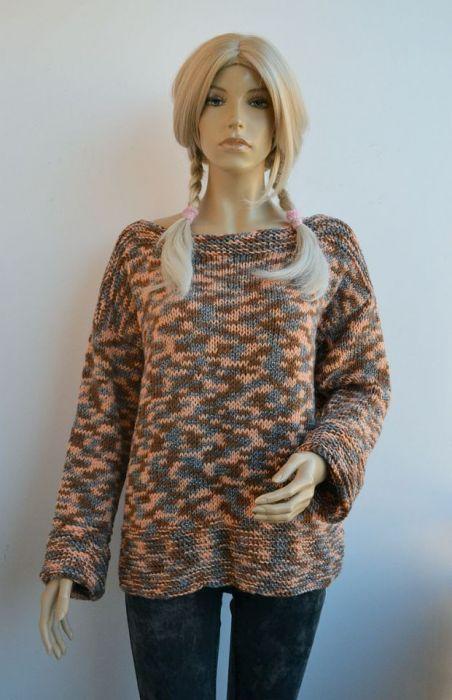 Moro sweterek oversized