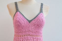 Tunika - sukienka idealna na plażę