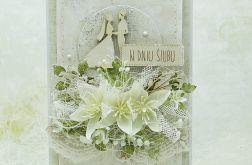 Kartka ślubna z młodą parą vol.7 w pudełku