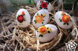 jajka różane