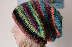 Zimowe szaleństwo czapka