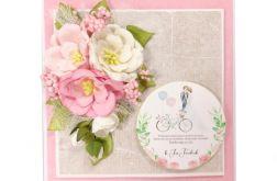 #686 - KARTKA, ślubna, na ślub