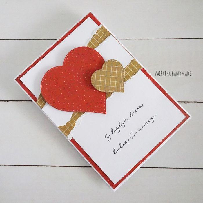 Walentynka z sercami, 596