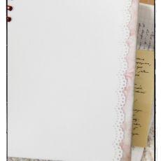 NOTES ZESZYT Scrapbooking PAMIĘTNIK ~Motyle~