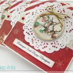 Wyjątkowa KARTKA ŚWIĄTECZNA - 49