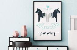 """Plakat """"Patataj"""""""