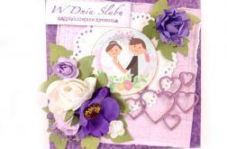 kartka ślubna  #015