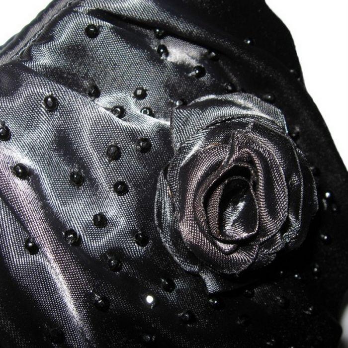 Torebka Płacząca róża
