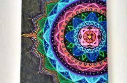 Mandala na spokojny sen