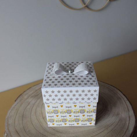 Pudełko Konik na biegunach