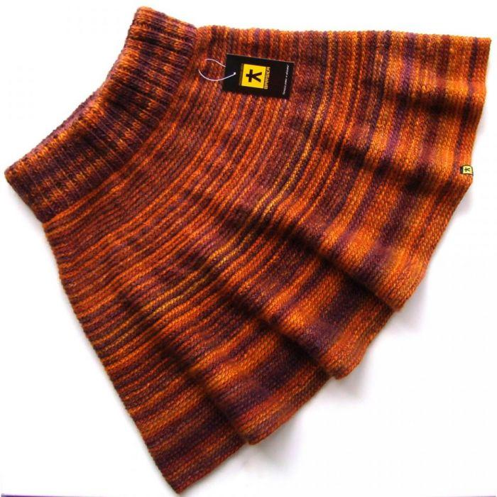cieniowana spódnica z koła w rudościach i inne kolory też:)