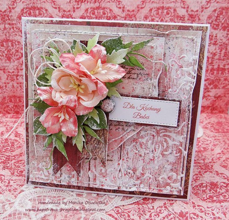 Kartka dla Kochanej Babci 2