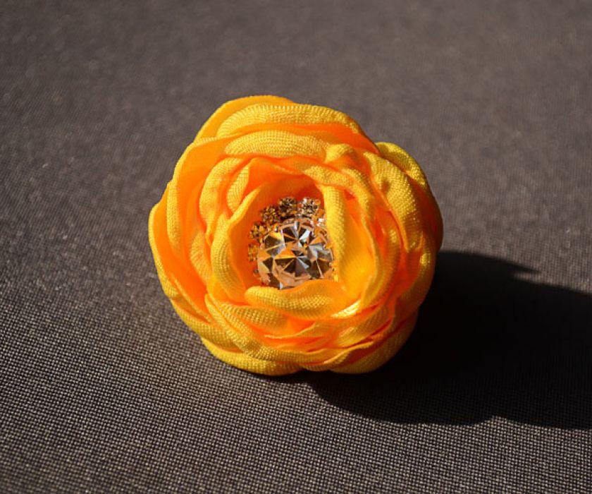 FloweRing - żółty