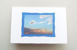 Uniwersalna kartka niebo 1