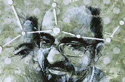 portret monochromatyzny - zanaki zodiaku