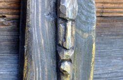 Drewniany świątek