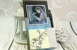 Notes na lodówkę -elfy i smoki