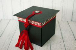 Kartonik 3D gratulacje z okazji ukończenia studiów