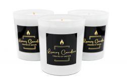 Świeca sojowa Vanilla Latte 230 ml naturalna