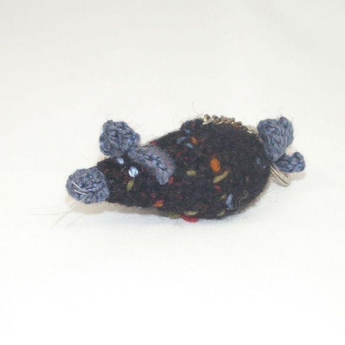 A kysz - nakrapiana mysz