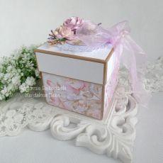 Ślubny exploding box 207